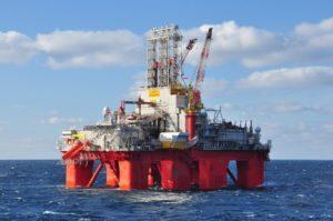water technology for platform TransOcean Spitsbergen